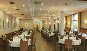 Hotel Piramida ristorante